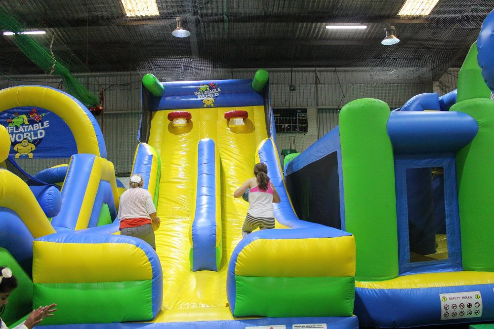 Inflatable World 1